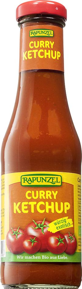 Bio kečup CURRY 450 ml