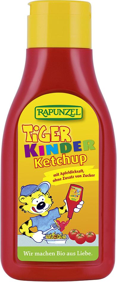 Bio dětský kečup TYGR 500 ml