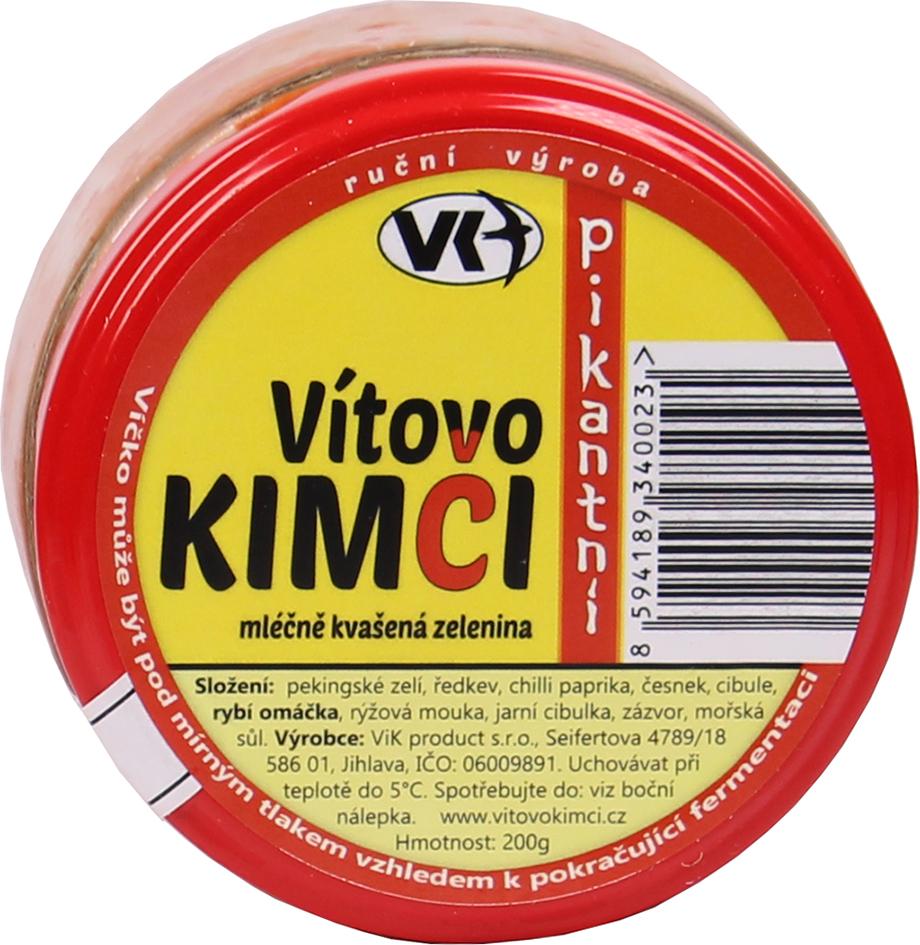 Vítovo kimči 200 g