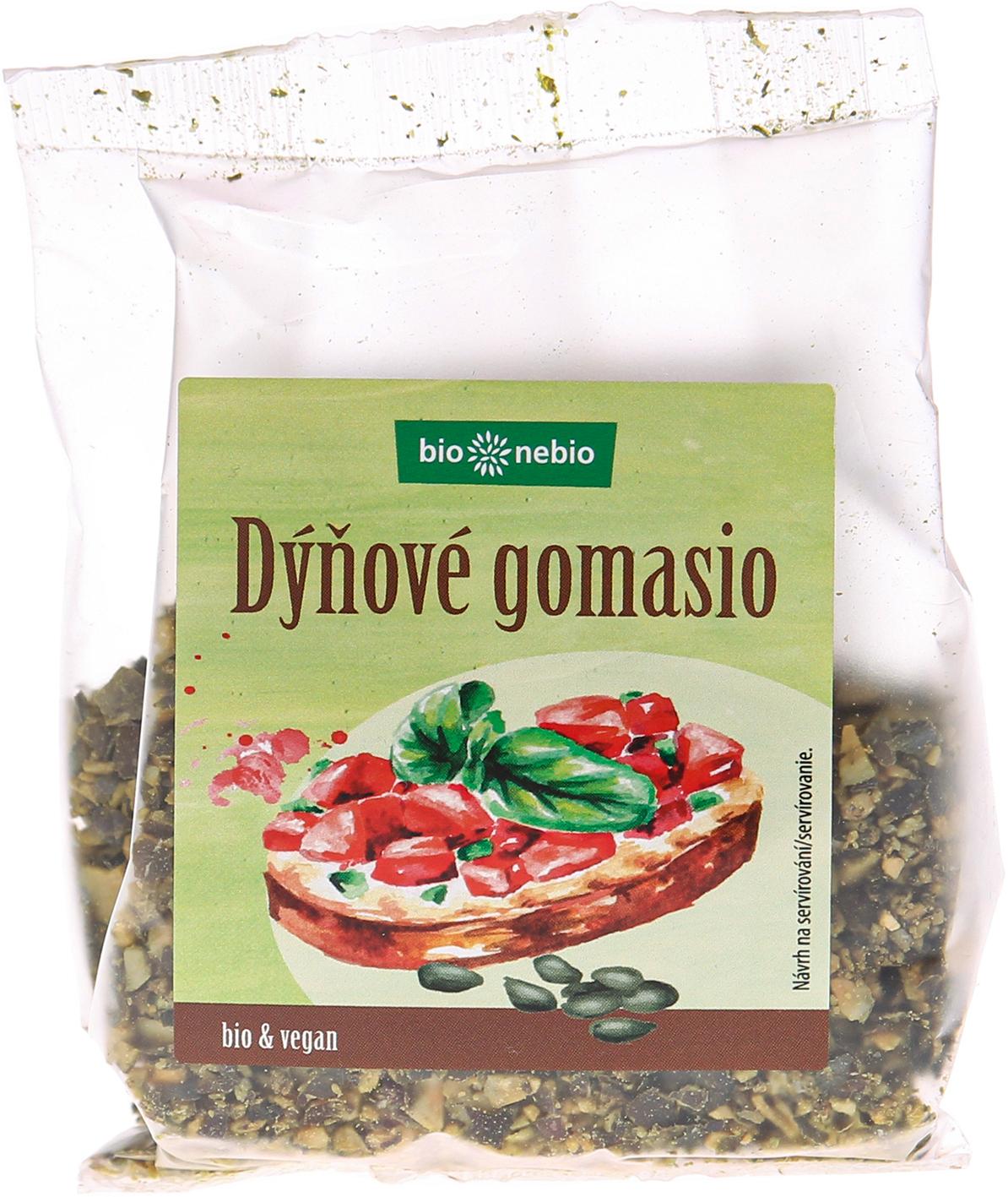 Bio dýňové gomasio 100 g