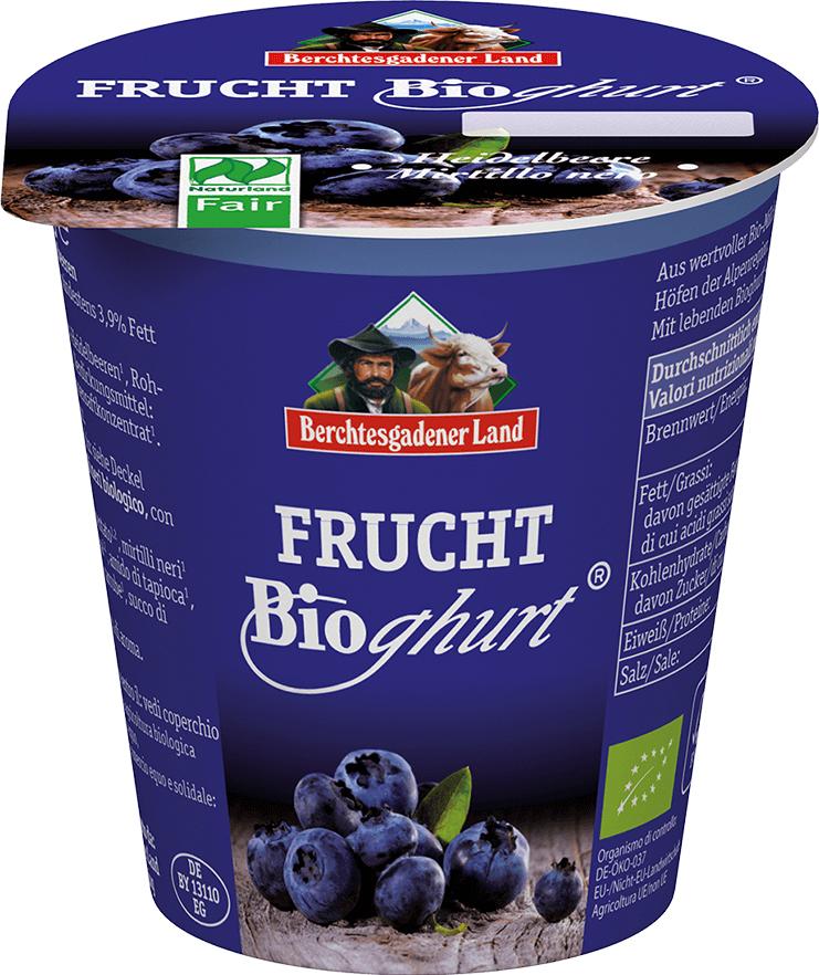 Jogurt borůvka 150g
