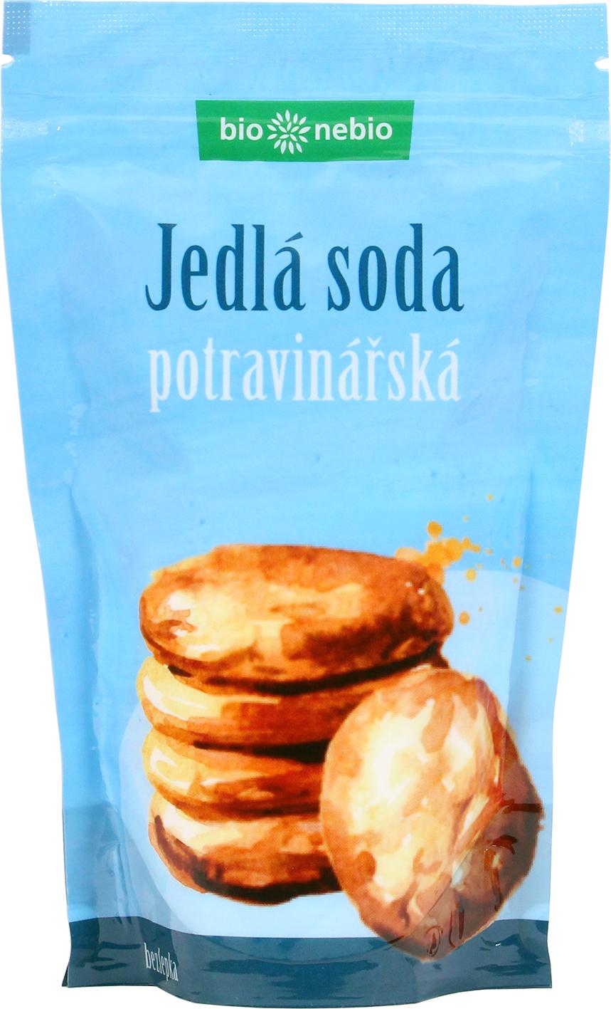 Jedlá soda potravinářská bio*nebio 250 g