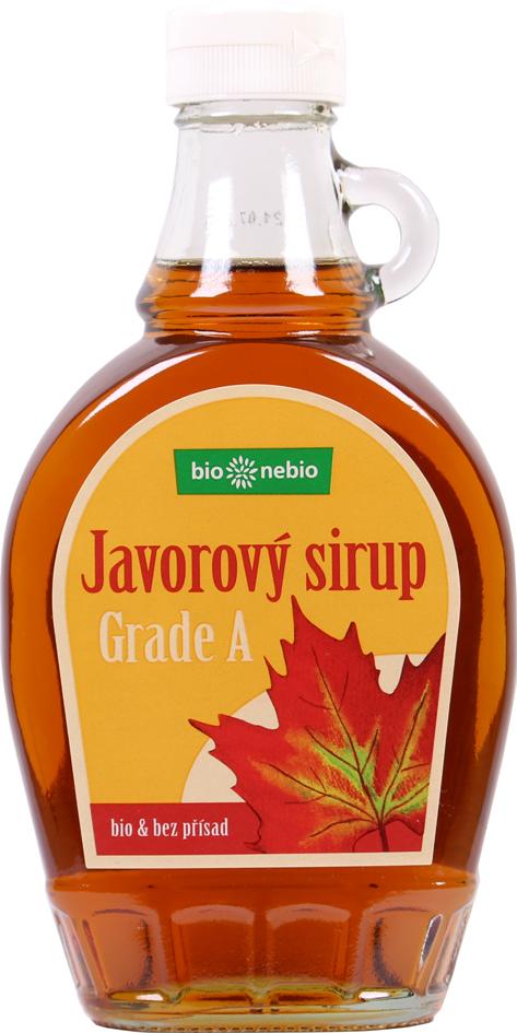 Javorový sirup A