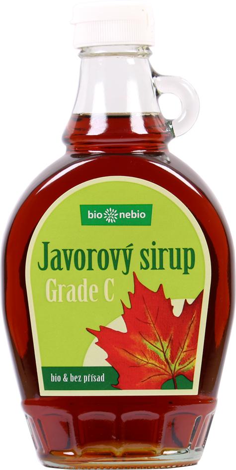 Javorový sirup C