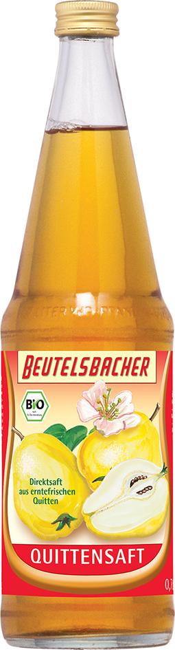 Bio kdoulová šťáva 100% Beutelsbacher 0,7 l