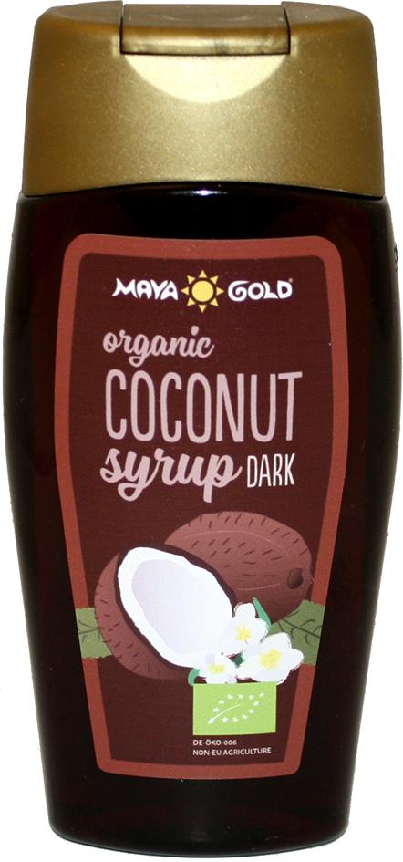 Bio kokosový sirup Maya Gold 250 ml