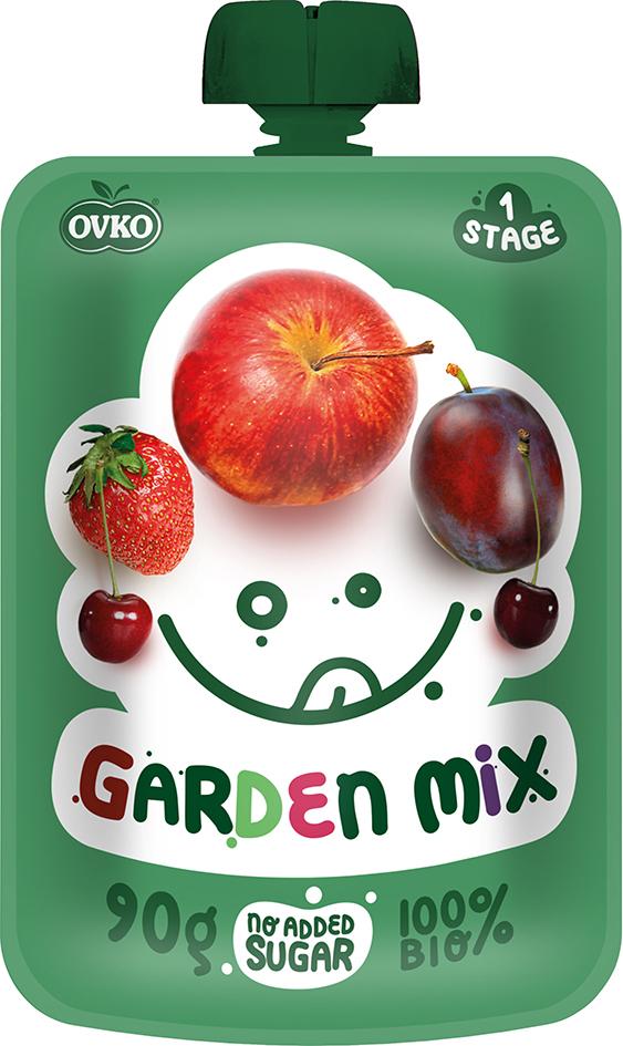 Zahradní směs 90g