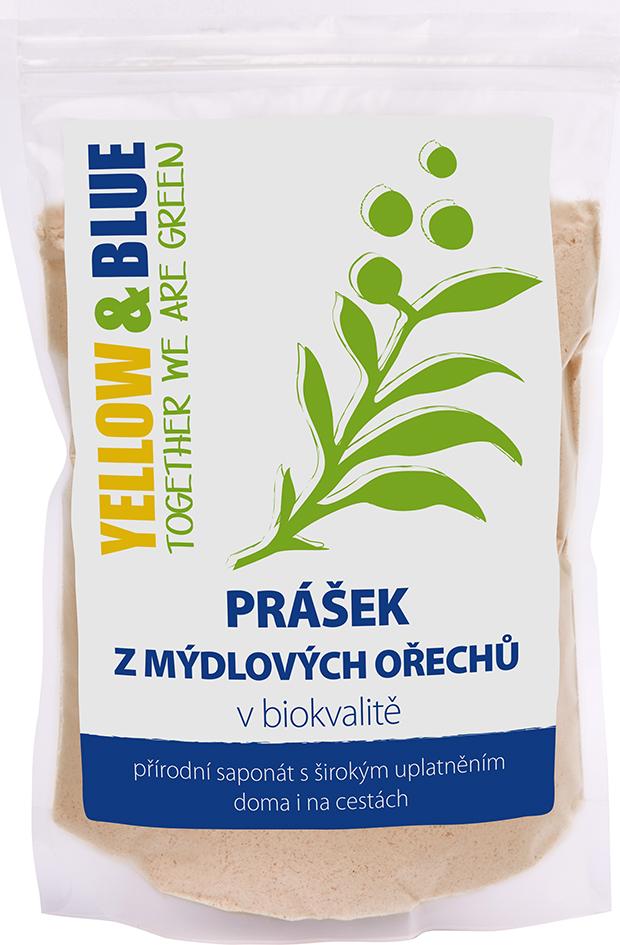 Bio prášek z mýdlových ořechů 100 g