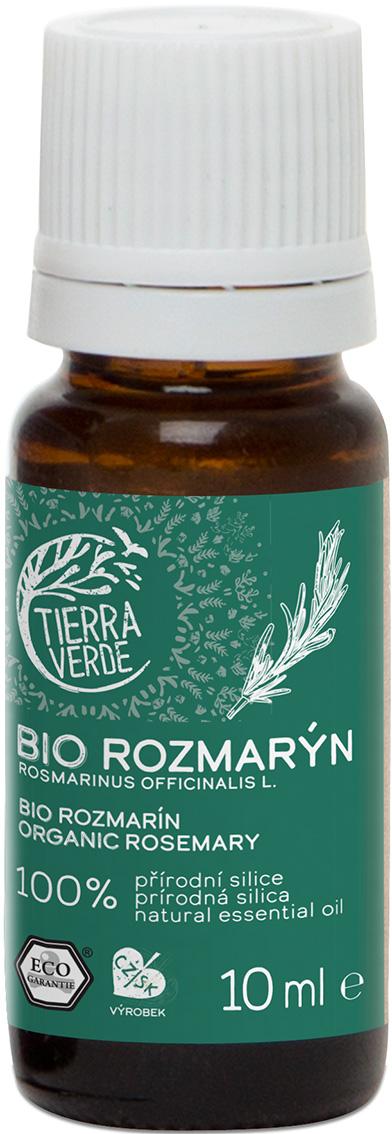 Silice Bio Rozmarýn Tierra Verde 10 ml