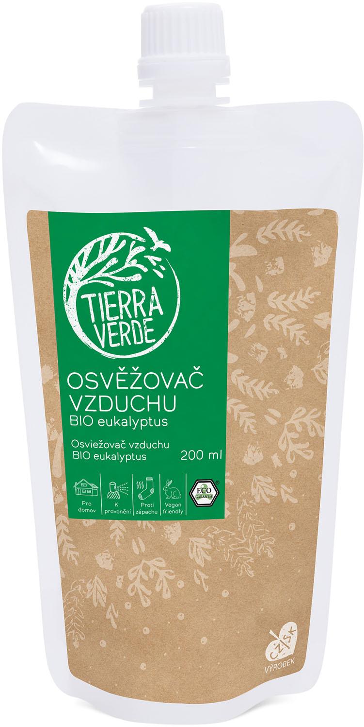 Náplň do osvěžovače Eukalyptus Tierra Verde 200 ml