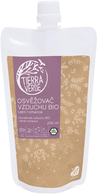 Náplň do osvěžovače Letní romance Tierra Verde 200 ml