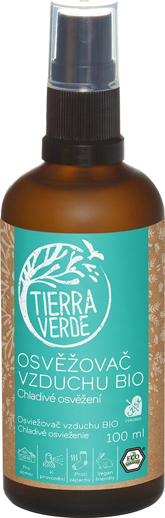 Osvěžovač vzduchu Chladivé osvěžení Tierra Verde 100 ml