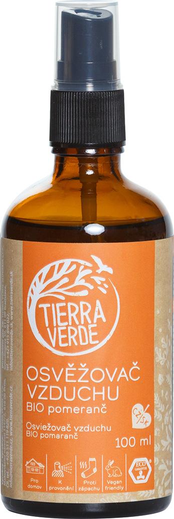 Osvěžovač vzduchu Pomeranč Tierra Verde 100 ml