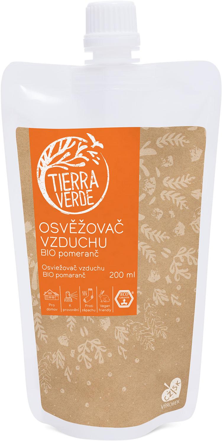 Náplň do osvěžovače Pomeranč Tierra Verde 200 ml