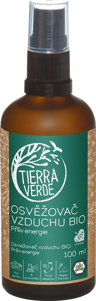 Osvěžovač vzduchu Příliv energie Tierra Verde 100 ml