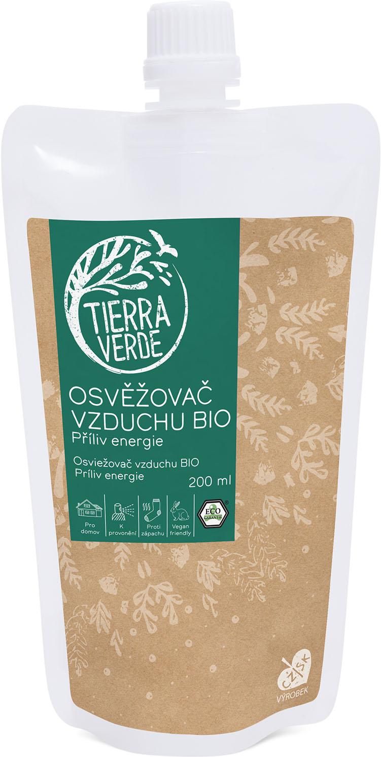Náplň do osvěžovače Příliv energie Tierra Verde 200 ml