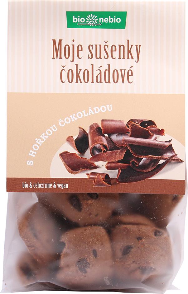 Moje sušenky čokoládové 130g