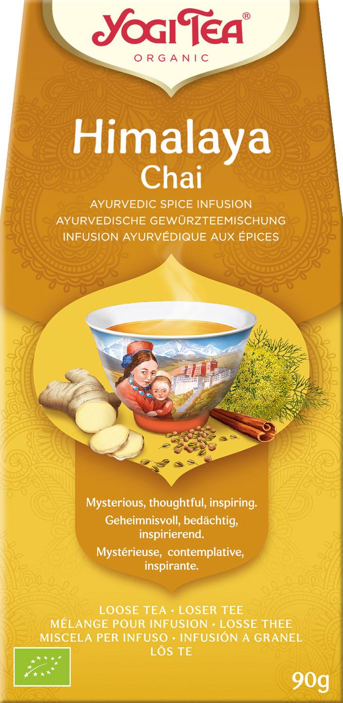 Bio Himalaya Chai sypaný Yogi Tea 90 g