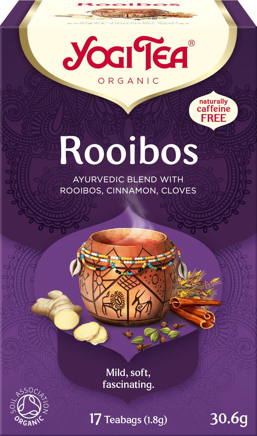 Bio Rooibos Yogi Tea 17 x 1,8 g