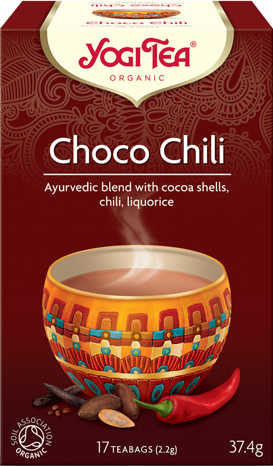 Čaj Choco Chili 37g