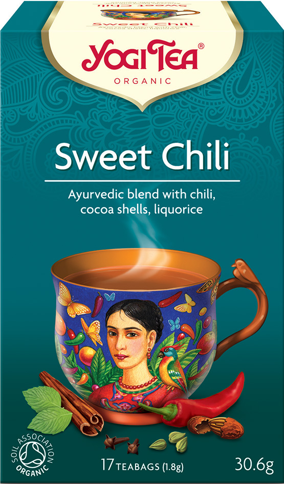 Čaj Sweet Chilli 30g