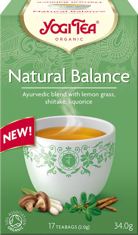 Bio Přirozená Rovnováha Yogi Tea 17 x 2 g