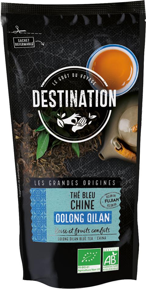 Bio čaj Oolong 50 g