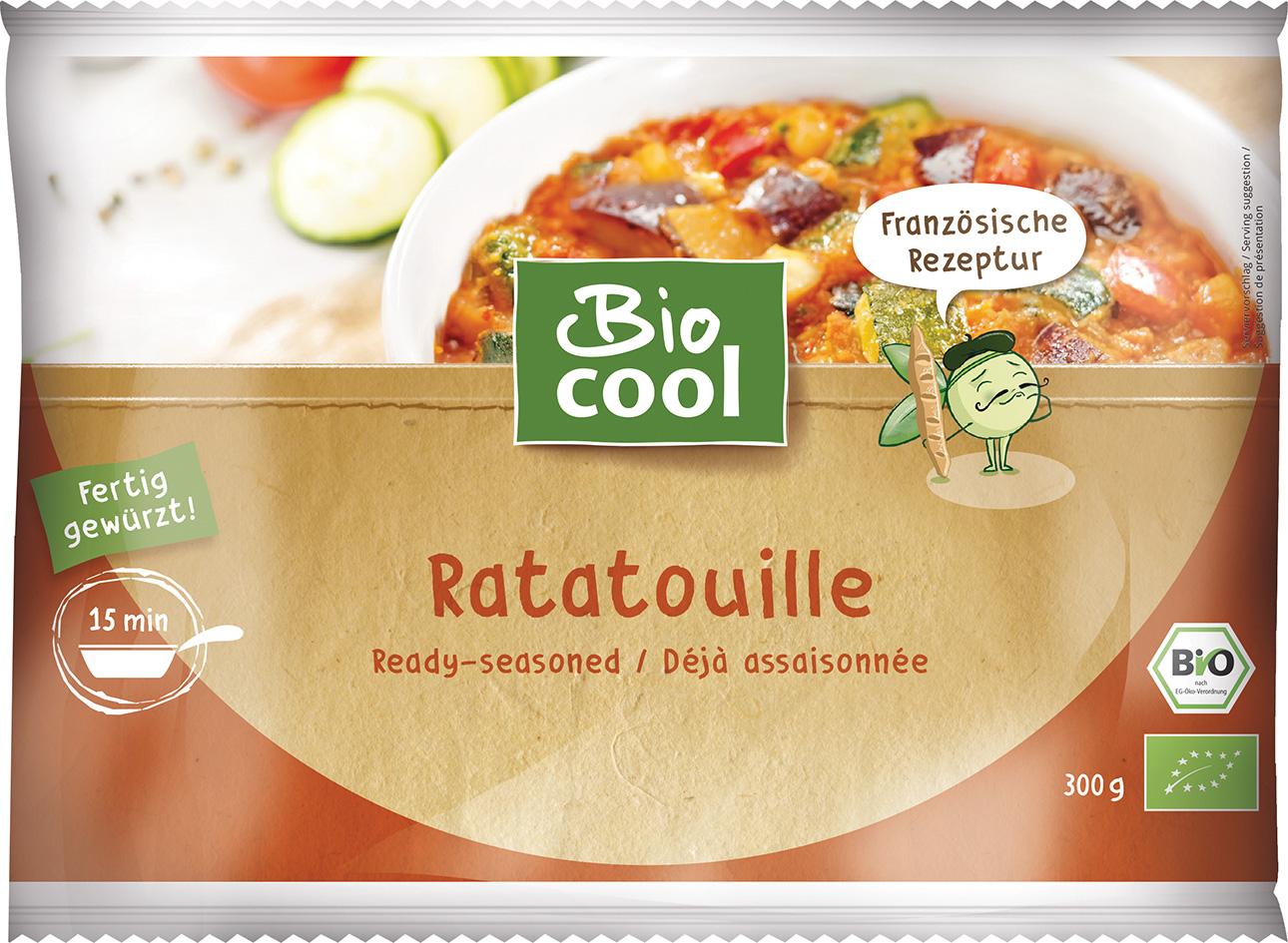 Ratatouille 300g BIO