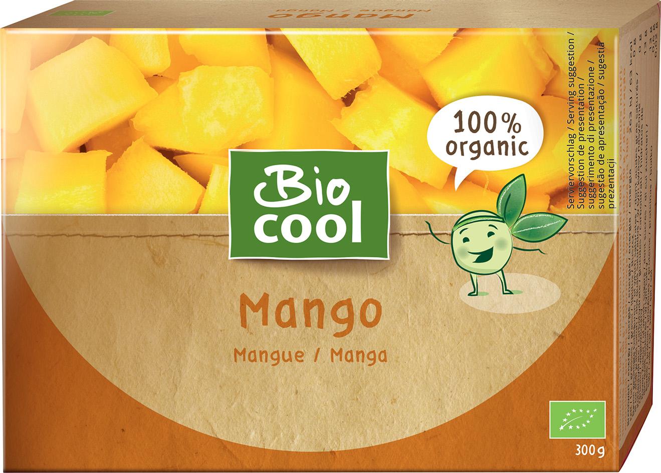 Mango mražené 300g BIO