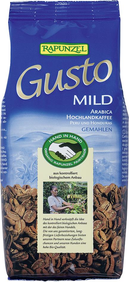 Bio Gusto Café Mild mletá káva 250 g
