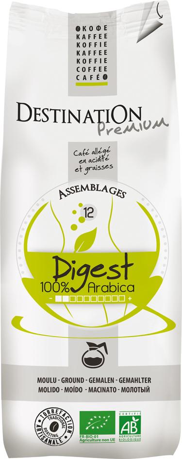 Bio káva mletá Digest 250 g