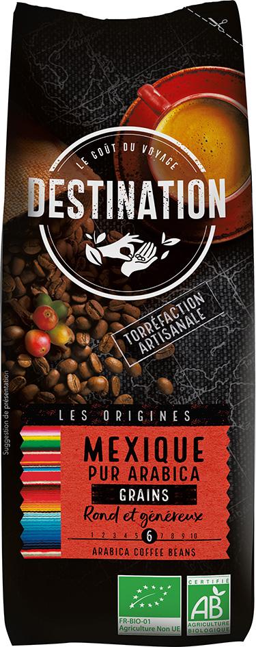 Bio káva zrnková Mexiko Destination 250 g