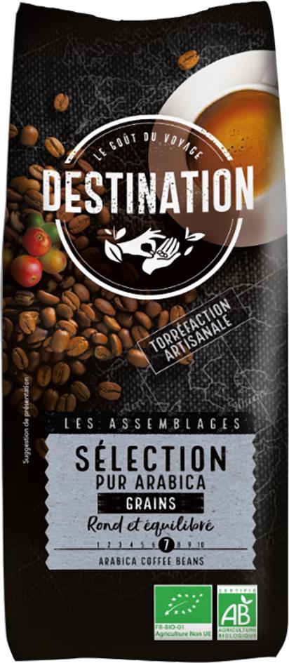 Bio káva zrnková Selection 1 kg
