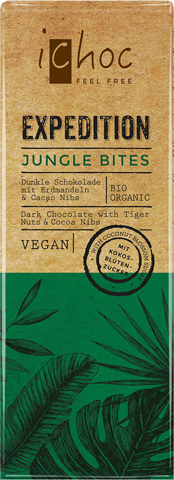 Bio Jungle Bites Expedition iChoc 50 g