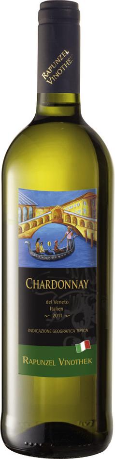 Bio Chardonnay IGT Veneto bílé 0,75 l