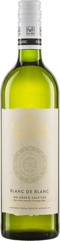 Bio Colombard nesířené bílé Stellar Organics 0,75 l