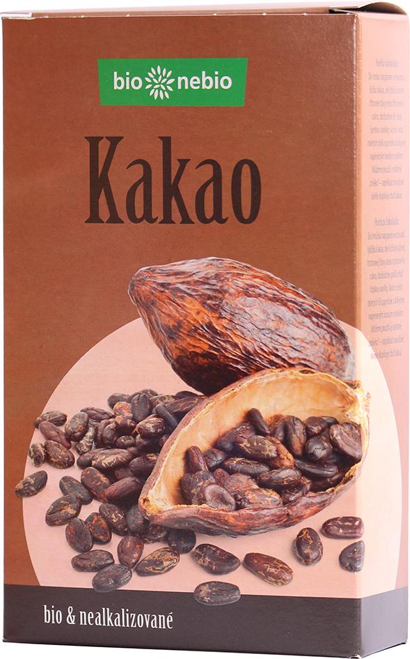 Kakao pražené