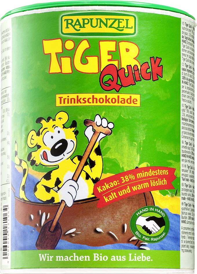 Bio instatní čokoládový nápoj TYGR 400 g