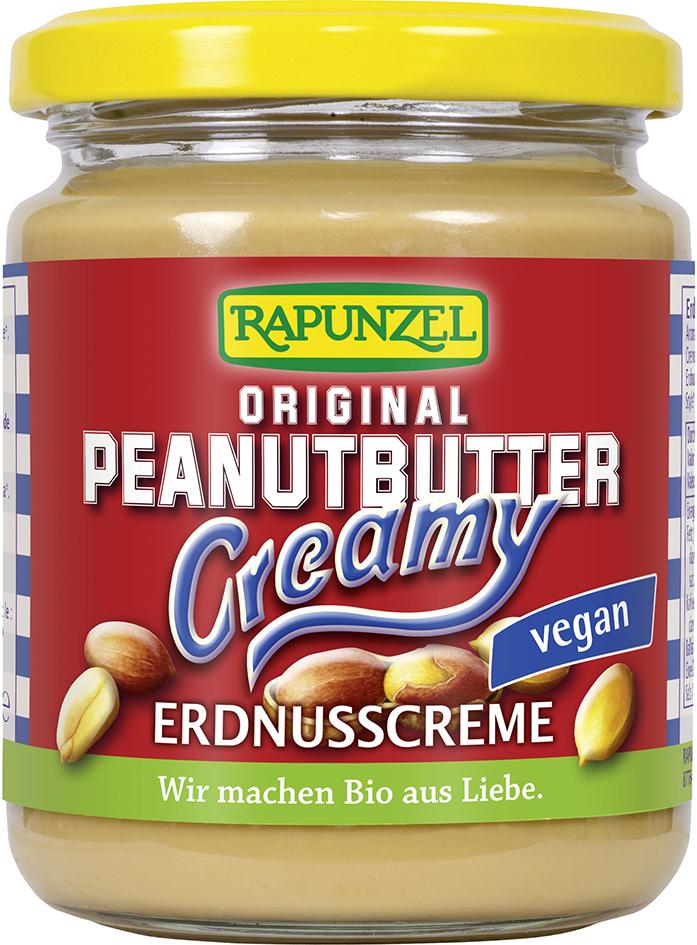 Bio arašídová pomazánka jemná 250 g