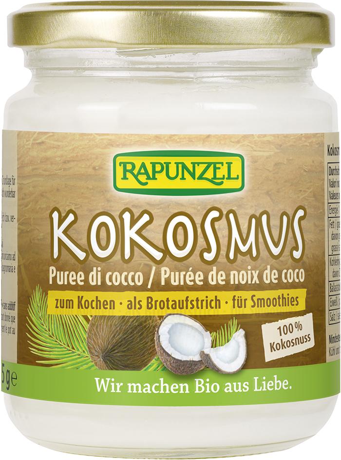 Bio 100% kokosová pasta 215 g