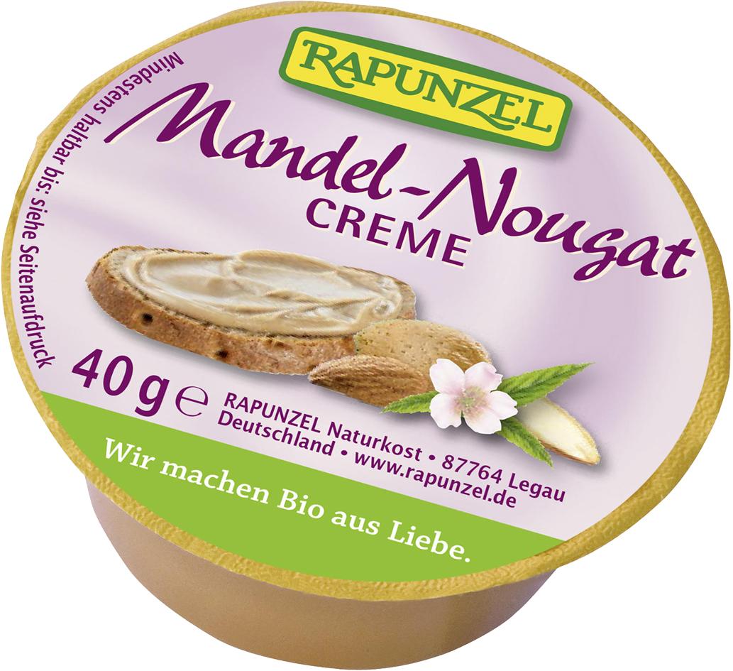 Bio mini mandlovo-nugátový krém 40 g