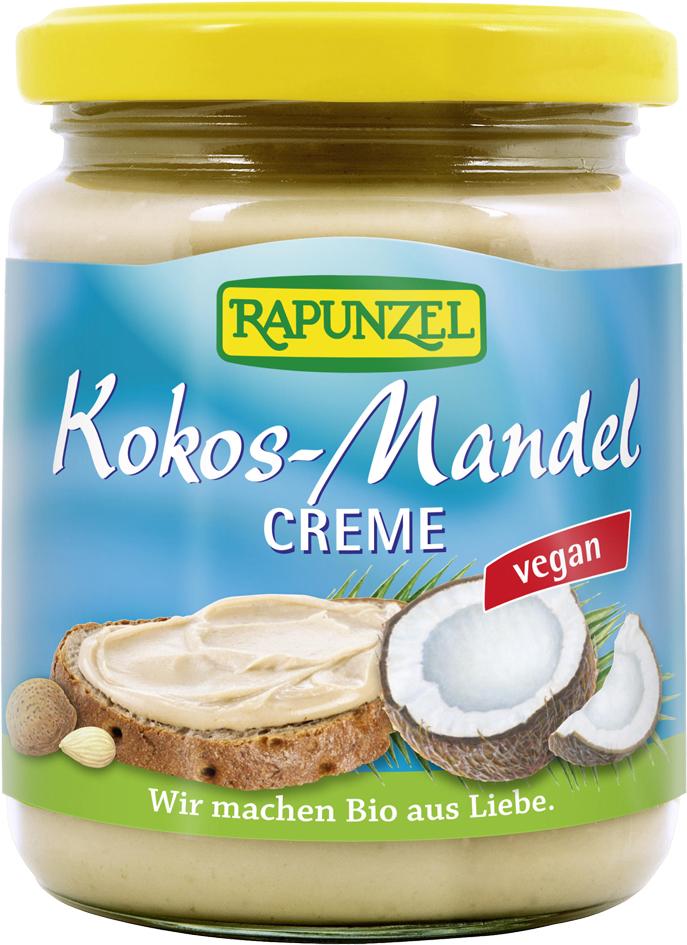 Bio kokosovo-mandlový vegan krém 250 g