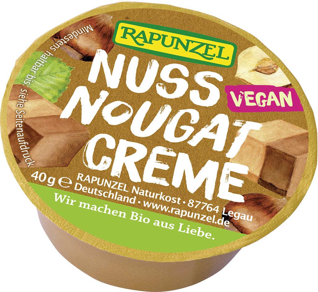 Bio mini nugátová vegan pomazánka RAPUNZEL 40 g