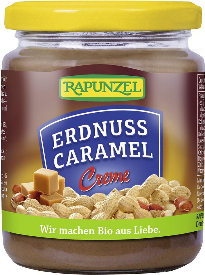 Bio arašídovo-karamelová pomazánka 250 g