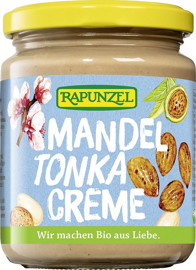 Bio pomazánka MANDLE TONKA RAPUNZEL 250 g