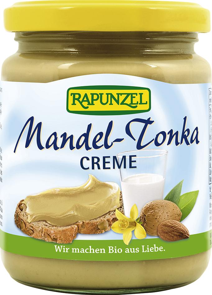Bio pomazánka MANDLE TONKA 250 g