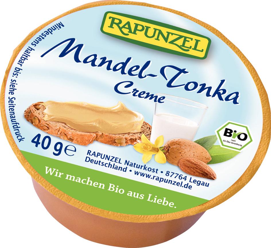 Bio mini pomazánka MANDLE TONKA 40 g