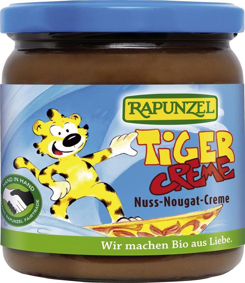 Tygr oříško-nugátový krém 400g