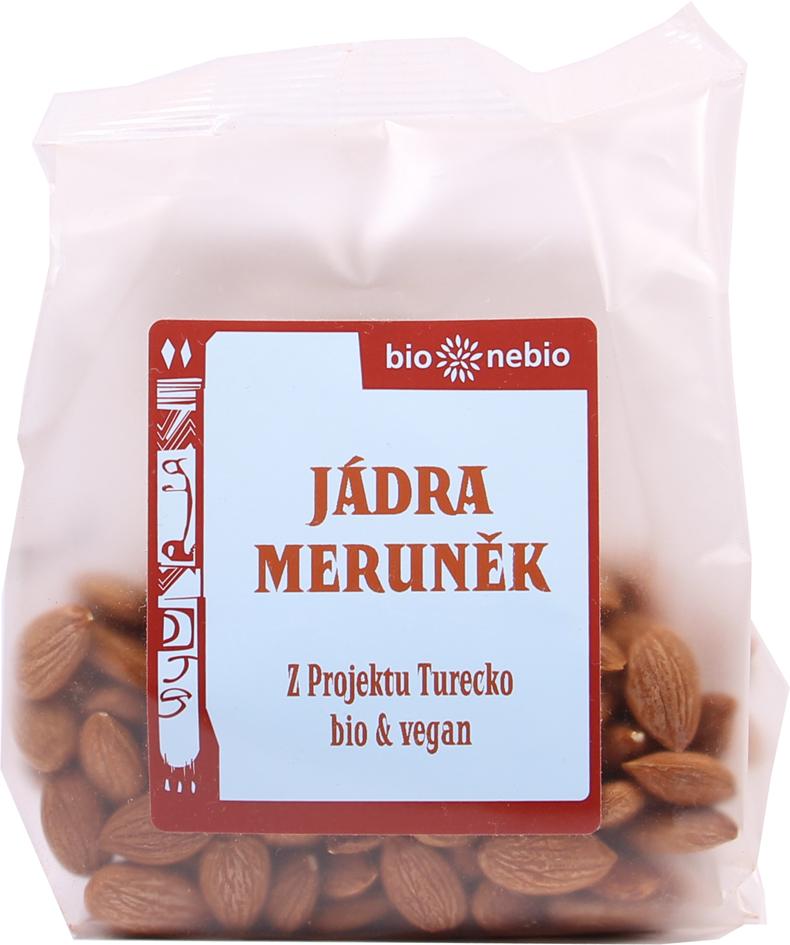 Bio meruňková jádra 100 g