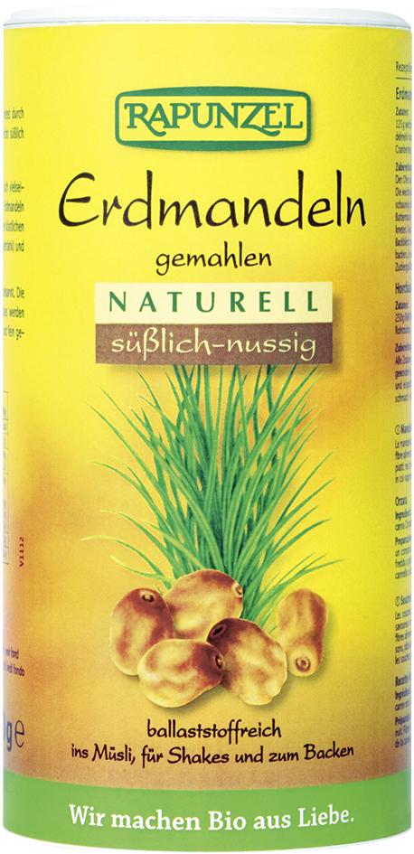 Bio zemní mandle mleté přírodní 300 g